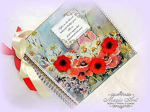 Papiernictvo - Poppies memories... - 5783034_