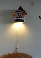 Svietidlá a sviečky - Svietidlo ŽIŽA búdka 561 - 5783776_