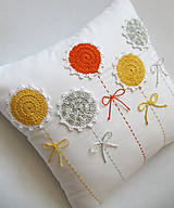 Úžitkový textil - slnká a planéty... - 5782096_