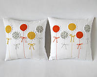 Úžitkový textil - slnká a planéty... - 5782112_