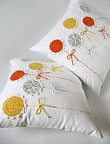 Úžitkový textil - slnká a planéty... - 5782113_