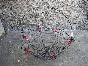 Košíky - Košík bobule... - 5787308_