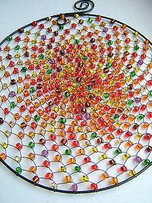 Dekorácie - v jesenných farbách 15cm - 5785706_