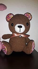 Hračky - medvedik mojkacik - 5787633_