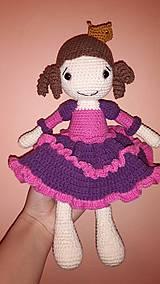 Hračky - bábika princezna - 5787644_