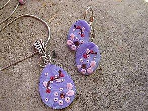 Sady šperkov - Jar v záhradke - sada č.1453 - 5786258_