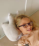 Textil - koruna vankúš - 5785606_