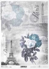 Papier - Ryžový papier R734 - A4, ihneď - 5785132_