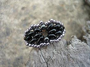 Prstene - Prsten Půlnoční světlo - 5788112_