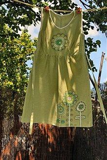 Tehotenské oblečenie - šaty 2 v 1 - 5788439_