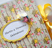 Papiernictvo - Sunshine flowers  - 5788781_