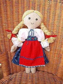 Bábiky - bábika Zuzka (6) - 5790786_