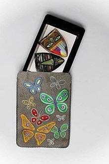 "Na tablet - Obal na tablet ""butterflies"" - 5791688_"