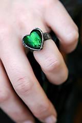 Prstene - emerald forest - 5794509_
