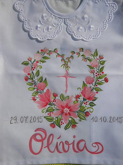 f1808ec7d36f2 Ružovo strieborná pre Olíviu / IvanaBerdak - SAShE.sk - Handmade ...