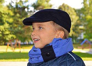 Detské súpravy - Bekovka s nákrčníkom - 5795024_