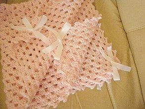 Textil - Deka pre dievčatko - 5794219_