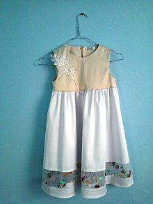 Detské oblečenie - Malá rybka vel. 128 - zľava - 5794710_