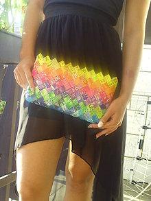 Kabelky - Rainbow ecoist - 5793494_