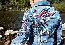 Detské oblečenie - dúhové motýliky - 5799618_