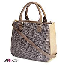 Kabelky - Chiara n.48 brown & taupe - 5798365_