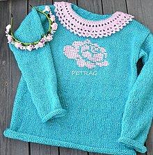 Detské oblečenie - Pulóver - 5796123_