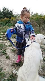 Detské oblečenie - Svetrík jesenný kvetinkový - 5802911_