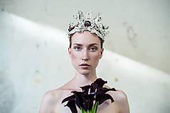 Ozdoby do vlasov - Snow Queen - 5802110_