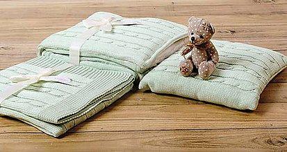 Textil - Zapletaný Setík - Zimná Deka, Letná Deka, Vankúšik OEKO-TEX® - 5799880_
