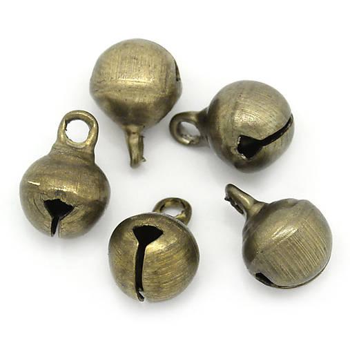 Bronzové roľničky (balíček 50ks)