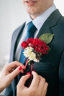 Pierka - pierko pre ženícha by michelle flowers - 5805684_