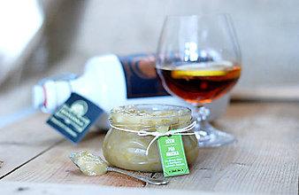 Potraviny - Pán Hruška- hruškový džem s Bentianna bylinným likérom  - 5809829_