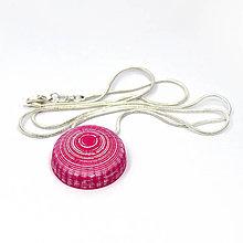 Náhrdelníky - Náhrdelník Oval - 5809195_