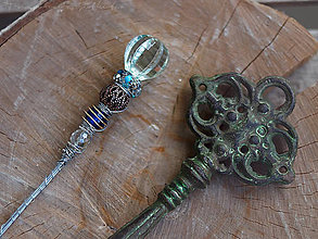 Nezaradené - magické žezlo, kouzelná hůlka - 5811767_