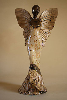 Socha - Anjel Ochranca VIII - 5814131_
