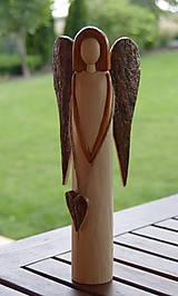 Dekorácie - Anjel ART - 5814400_