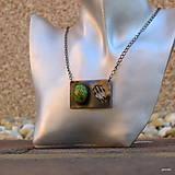 Náhrdelníky - Srdce za mrežami - 5812488_