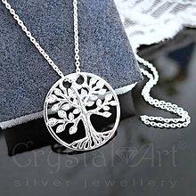 Náhrdelníky - Strom života - 5813310_