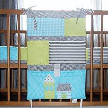 Textil - Vreckár Trio - 5817604_