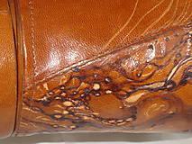 Krabičky - Doza z kože - 5815719_