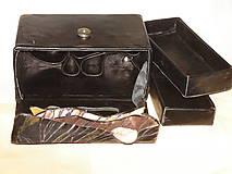 Krabičky - Sperkovnicka