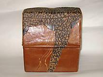 Krabičky - šperkovnica ,  pre mužov - 5815831_
