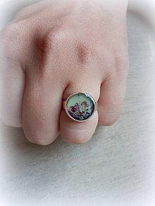 Prstene - Tulipániky-prsteň - 5818237_