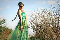 Šaty - Green Delicious - 5815627_