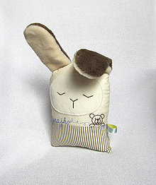 Hračky - Jurko má zajka... - 5818030_