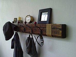 Nábytok - Vešiakopolička3 - 5819569_