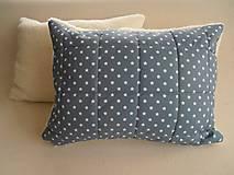 Úžitkový textil - Ovčie runo Vankúš 50 x 70 cm De Luxe STAR - 5821907_