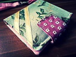 Peňaženky - Praktické puzdro na karty a peniaze do každej kabelky :) - 5819355_