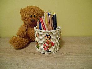 Detské doplnky - Stojan na ceruzky - 5824106_