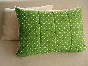 Úžitkový textil - Ovčie runo Vankúš 50 x 70 cm De Luxe STAR - 5825243_